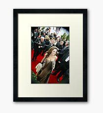 jolie Framed Print
