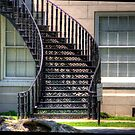 The Stairway by TJ Baccari Photography