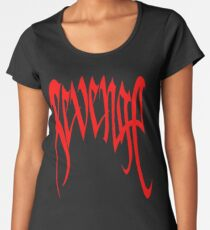 XXXTENTACION Revenge Kill Hoodie Women's Premium T-Shirt