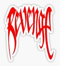 XXXTENTACION Revenge Kill Hoodie Sticker