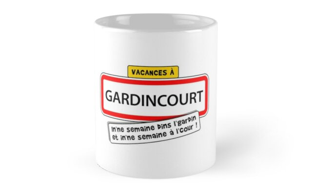 Holidays in GARDINCOURT: In'ne week in the gardin, in'ne week at the court! by humour-chti