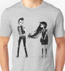 Please Don't Leave Me... Unisex T-Shirt