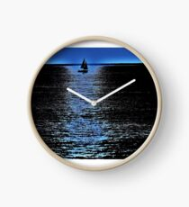 Moonlight Sale Clock