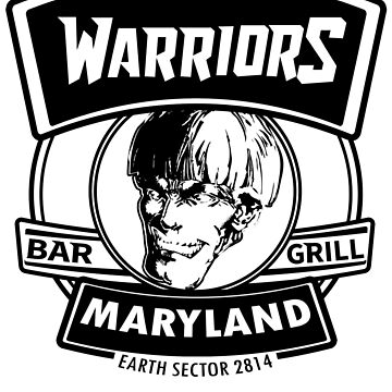 Warriors - Maryland by fantim2040