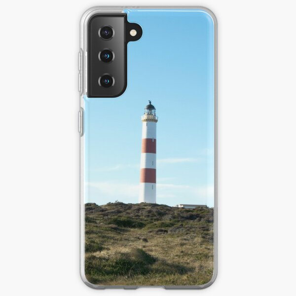 Lighthouse at Tarbet Ness Samsung Galaxy Soft Case