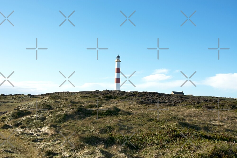 Lighthouse at Tarbet Ness by SiobhanFraser
