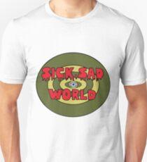 daria sick sad world t shirt Unisex T-Shirt