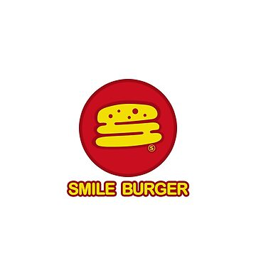 Smile Burger Kamurocho by Deekman