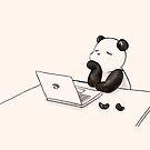 Monday by Panda And Polar Bear