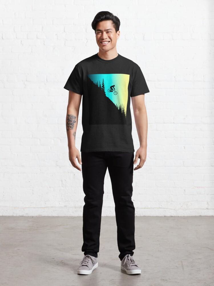 Alternate view of MTB Colors Classic T-Shirt