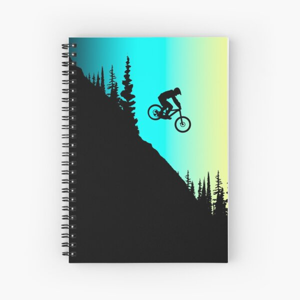 MTB Colors Spiral Notebook