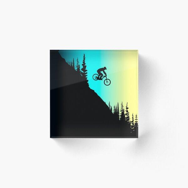 MTB Colors Acrylic Block