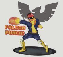 Nintendo - Falcon Punch!