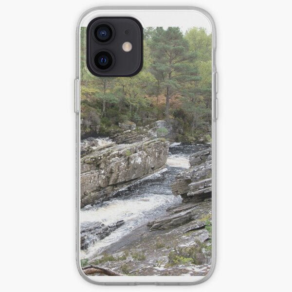 Rocks in the Blackwater iPhone Soft Case