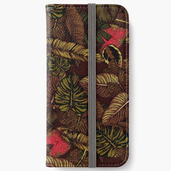 summer  iPhone Wallet