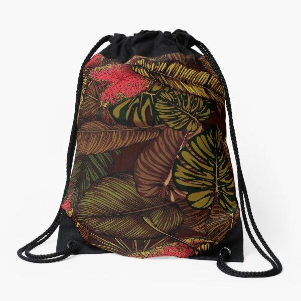 summer  Drawstring Bag