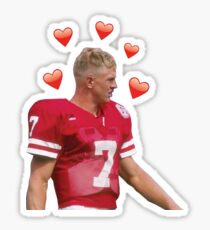 young scott frost  Sticker