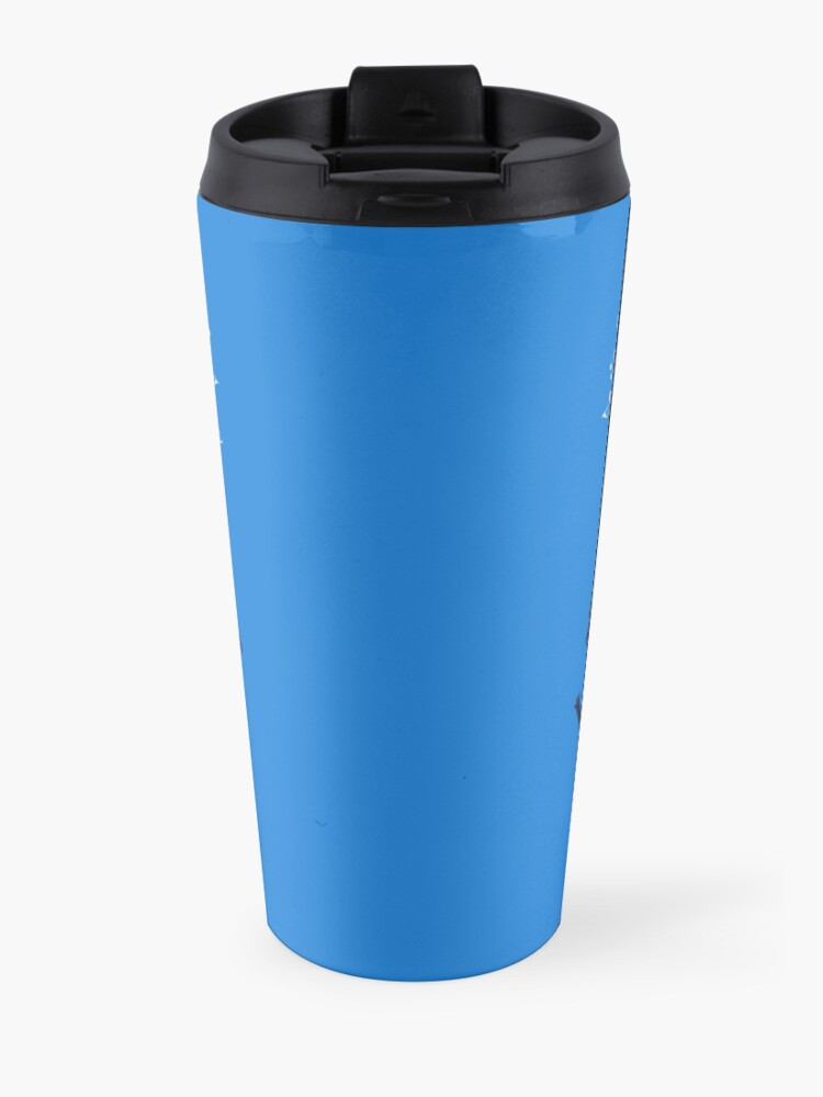 Alternate view of Let's dance Travel Mug