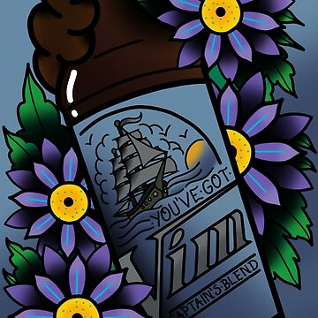 Vim Captain's Blend! The Taste of Maine in a Bottle by QuantumTattoo