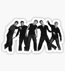 *NSYNC No Strings Attatched Sticker