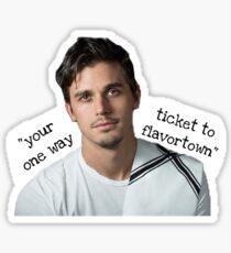 Antoni Porowski Flavortown Sticker