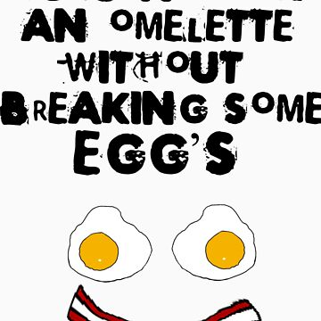 OMELETTE by Litzow