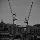 City Development - Leeds, West Yorkshire by Glen Allen