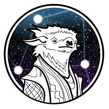 Alien 01 | Stellaris  by msFiBi