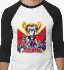 Golion (Voltron) Men's Baseball ¾ T-Shirt
