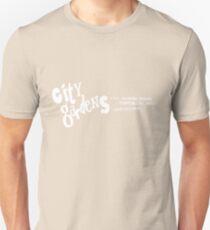 City Gardens - Punk Card Tee Shirt (v. 4.1) Unisex T-Shirt