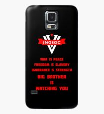 INGSOC Guidelines Case/Skin for Samsung Galaxy