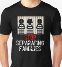 Stop Separating Families Shirt - DACA Shirt - Pro Immigration Shirt Unisex T-Shirt