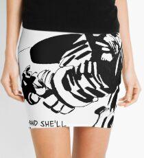 Sin City Hero Hartigan Mini Skirt