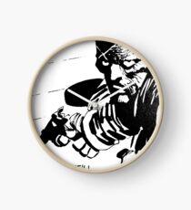 Sin City Hero Hartigan Clock