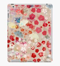Blühen iPad-Hülle & Klebefolie