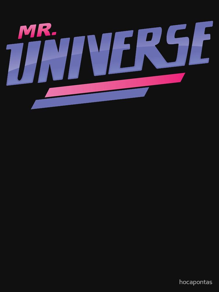 Mr. Universe Tshirt // Steven Universe | Unisex T-Shirt