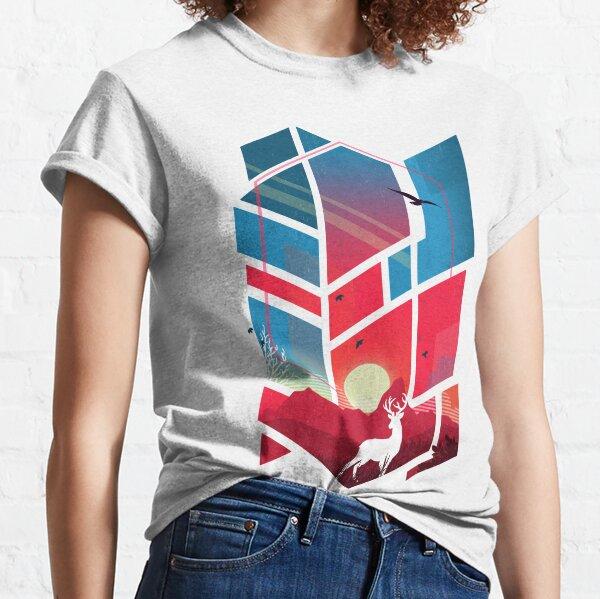 Vibrant Skies Classic T-Shirt
