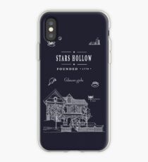 Stars Hollow Collage iPhone Case