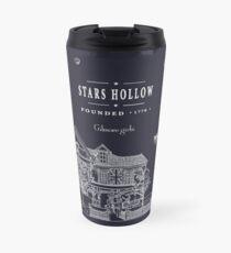 Stars Hollow Collage Travel Mug