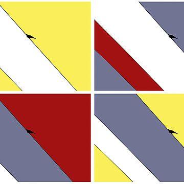 The Birds of Lichtenstein by Caprice