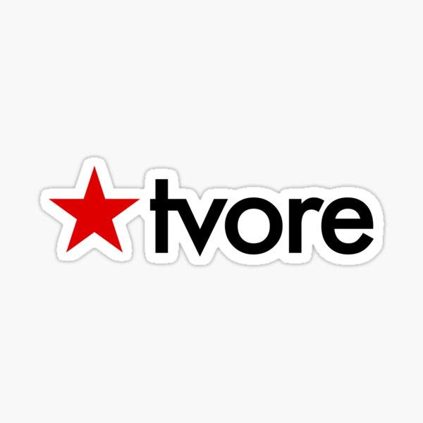 tvore.com Sticker