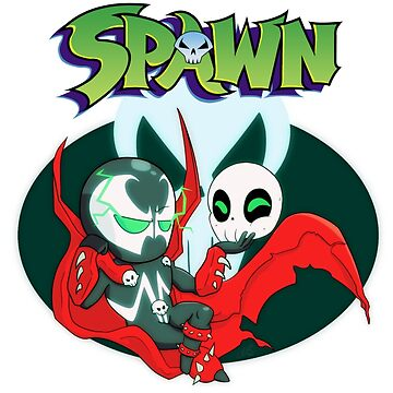 Spawn by marcusfpa
