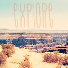 Explore by bunhuggerdesign