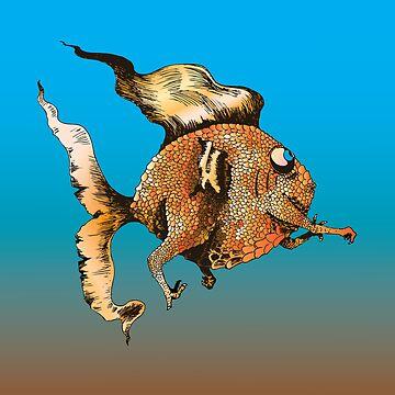 Goldy by pidgenhorn
