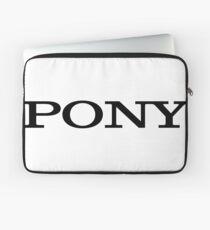 Pony Laptop Sleeve