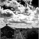 Last Train Gone by vwphotography