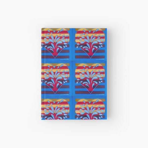 Hexagram 25 - Wu Wang (Innocence) Hardcover Journal