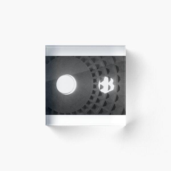 Demon Eye Acrylic Block