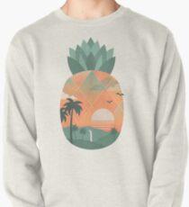 Tropisches Gold Sweatshirt
