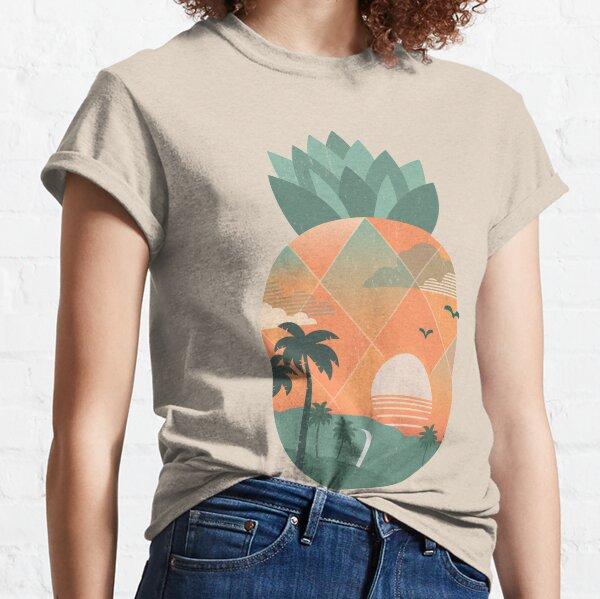 Tropical Gold Classic T-Shirt